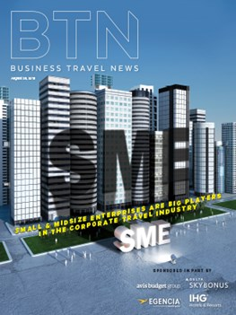 Recent Issues: Business Travel News