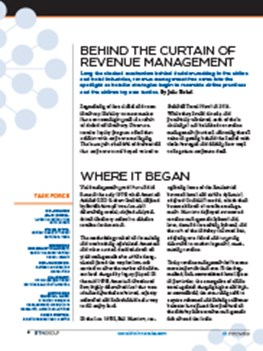 Behind the Curtain of Revenue Management