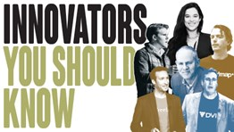 Innovators You Should Know