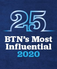 2020 Most Influential Carousel