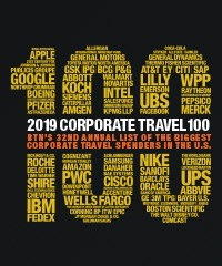 2019 Corporate Travel 100