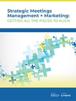 Strategic Meetings Management + Marketing: Getting All the Pieces to Align